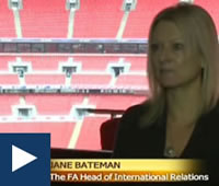The FA head of International relations Jane Bateman2