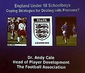 DR ANDY CALE